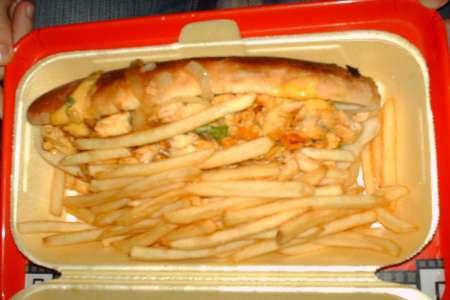 Al Baraka - Le Sandwich Chicken Tikka