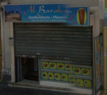 Al Baraka - Devanture
