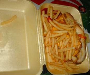 Al Baraka - Le Sandwich Kefta