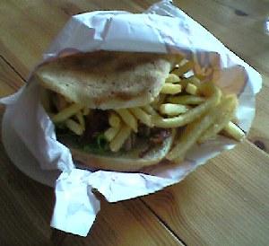 Le sandwich Delizioso