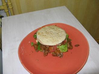 Le kebab Douce France monte par Kati