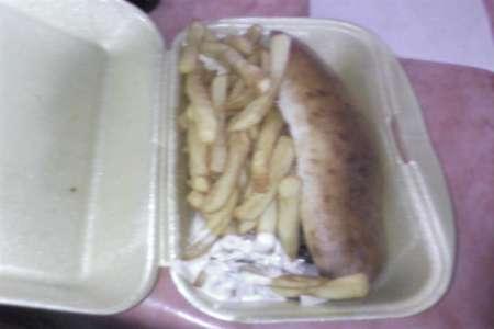 Galatasaray - Porte de Clignacourt - Sandwich