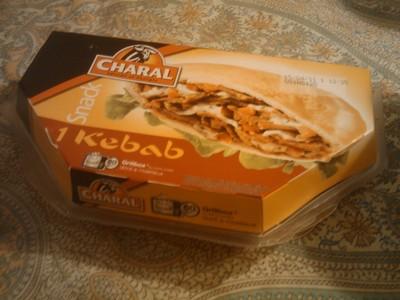 Kebab Charal - Boite