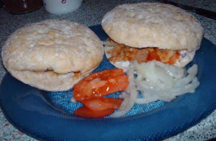 le sandwich du kit du kebab noname
