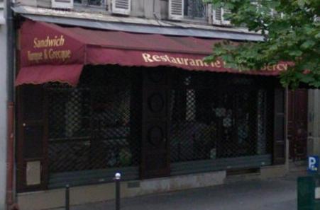 Le Cap de Bercy - Devanture from Google Street View