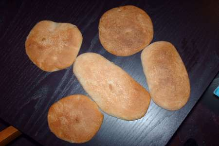 Les pains maison par Thalie