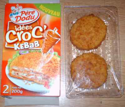 Le croc kebab du pere dodu