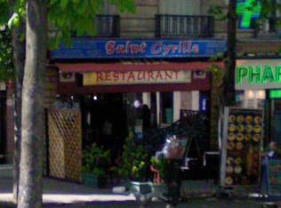 Saint Cyrille - Devanture