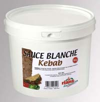 Sauce blanche !